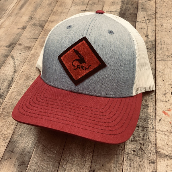 Montana Trucker- American Red