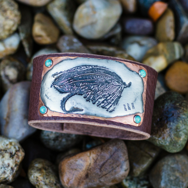 !!Limited Edition!! The Deschutes River Cuff