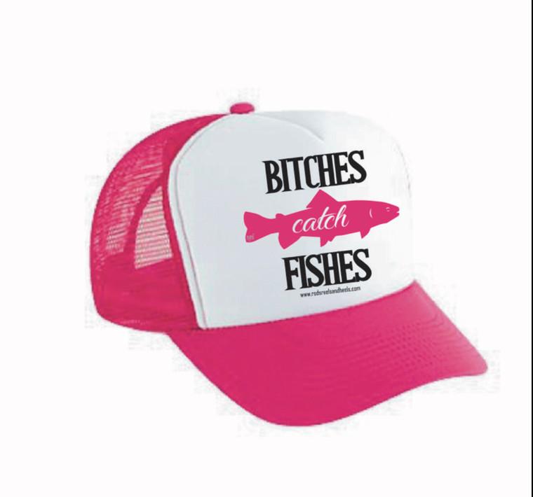 BCF Foamie Trucker- Pink