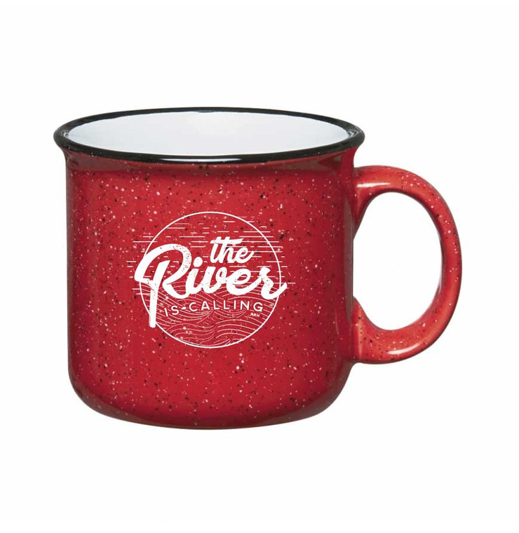 !NEW! The River is Calling- Campfire Mug