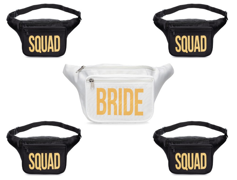 Bride pack + 4 Squads