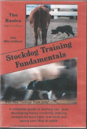 Stockdog Training Fundamentals - The Basics