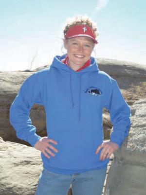 Royal Blue Hoodie Sweatshirt
