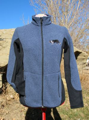 ProFleece Ladies Jacket - Navy Heather