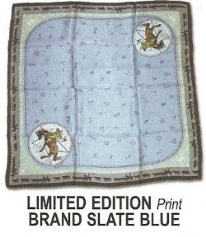 Limited Edition Silk Scarf
