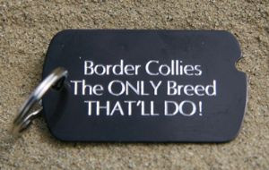 Engraved Military Tag