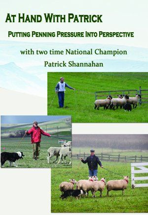 Penning with Patrick Shannahan