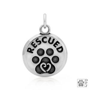 'Rescued' Pendant