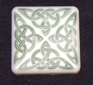 Celtic Bar Soap - Square