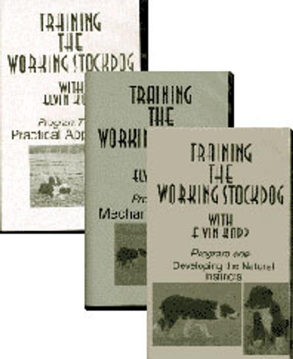 Set of 3 Elvin Kopp DVDs