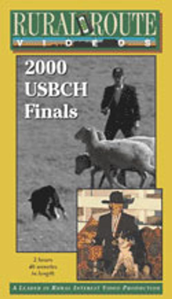 2000 National Sheepdog Finals