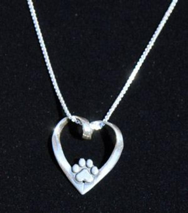 Heart Slide & Chain