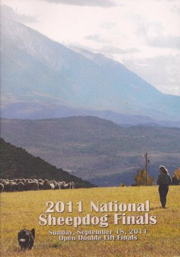 2011 USBCHA National Sheepdog Finals