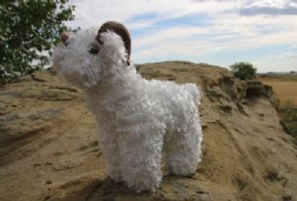 Hand Made Sheep