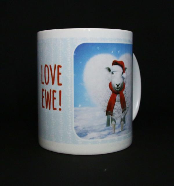 Love Ewe! Mug