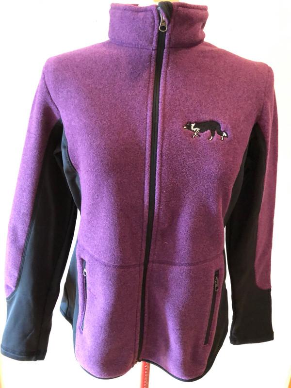 Profleece Ladies Jacket - Purple Heather