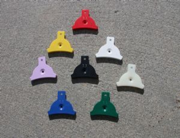 Plastic Mouth Whistle