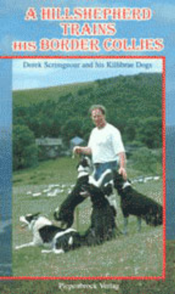 A Hill Shepherd Trains His Border Collies - DVD