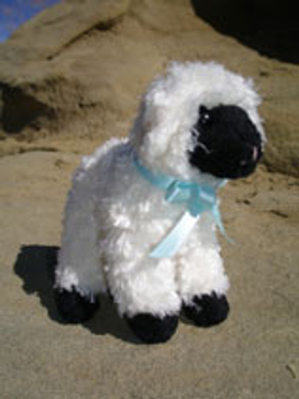 Clementine the Lamb