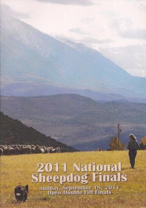 2011 USBCHA National Sheepdog Finals