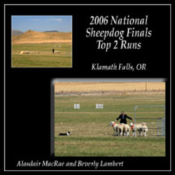 2006 National Sheepdog Finals DVD Set
