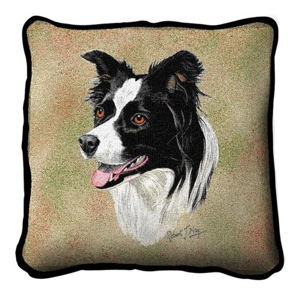 Tapestry Pillow - Head Study