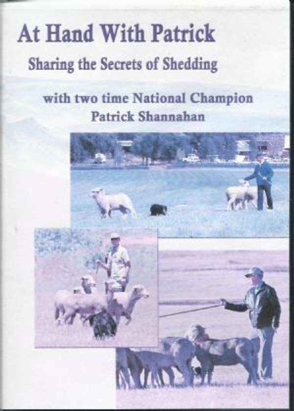 Secrets of Shedding with Patrick Shannahan