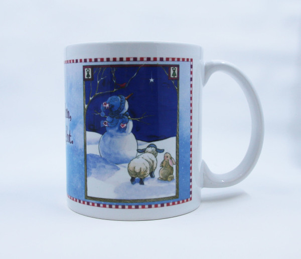 All is Calm, All is Bright Gift Mug