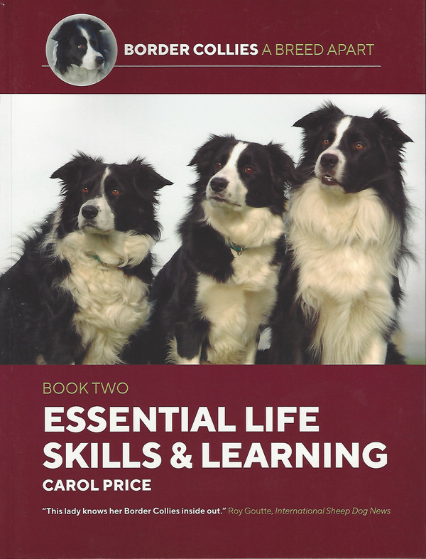 Essential Life Skills & Learning - Book 2 of Border Collies: A Breed Apart Series by Carol Price