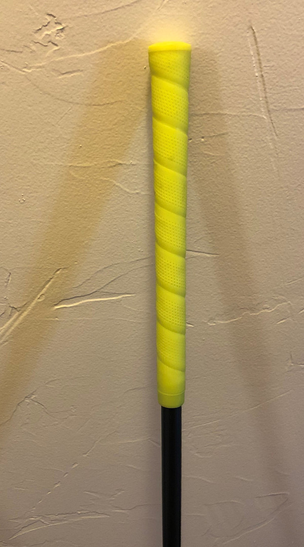 Graphite Working Stick - New Length 40 Inches