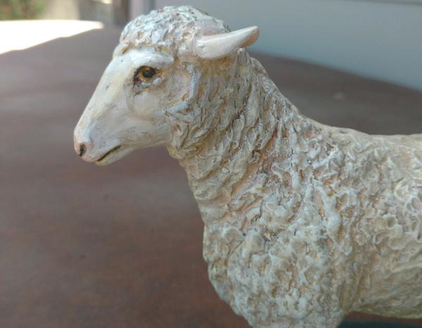Standard Sheep Figurine