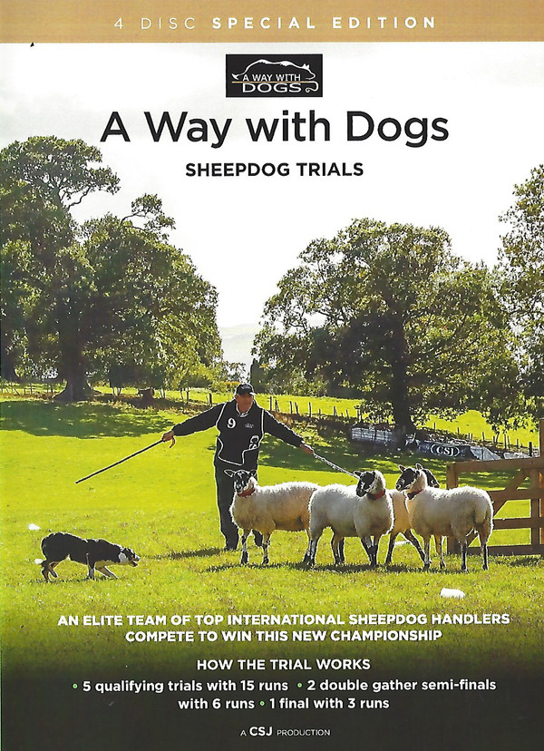 A Way with Dogs, Sheepdog Trials