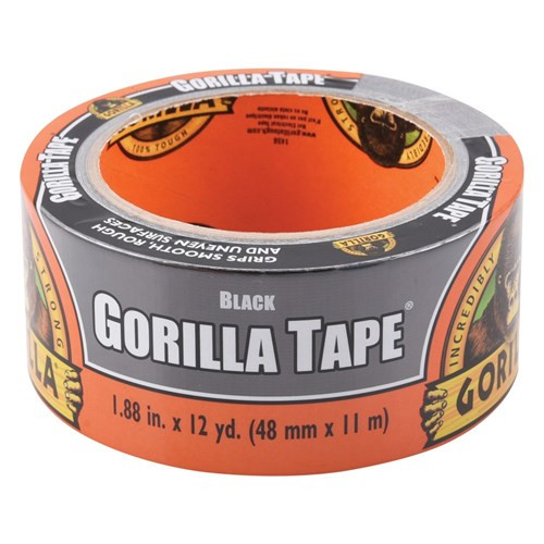 GORILLA TAPE BLACK 48MMX11MTR