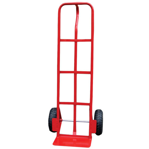 HAND TROLLEY P/HANDLE AIR/TYRE 1310mm