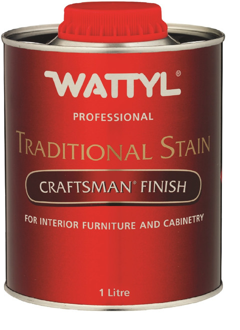 Wattyl Trad Stain Cont Maple