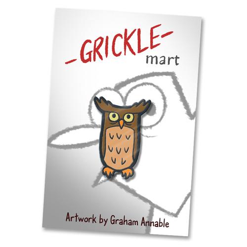 GrickOwl Pin