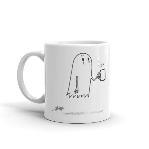 Coffee Ghost Mug