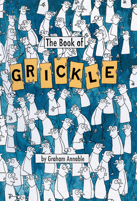 The Book Of Grickle (Signed)