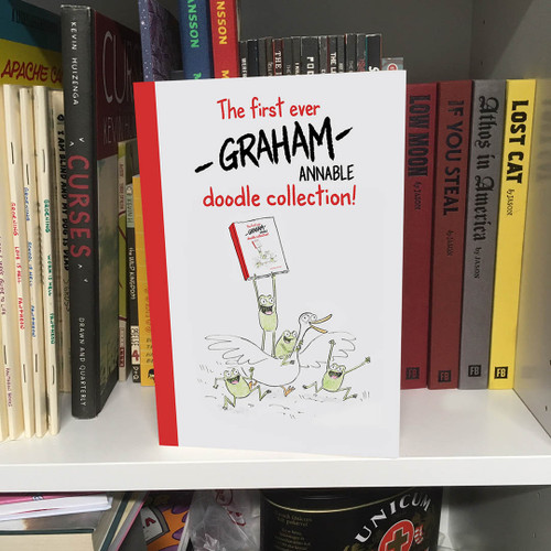 Graham Annable Doodle Collection volume 1