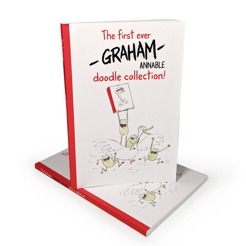 First Ever Graham Annable Doodle Collection