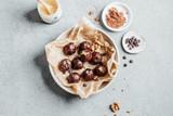 Quick & Tasty CBD Walnut Brownie Bites