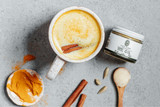 Soothing CBD Golden Milk Latte