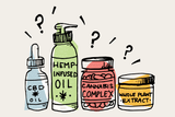 Different Names For CBD Oil: What Do They Mean?