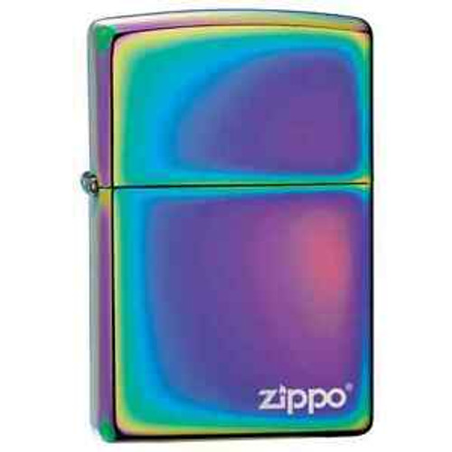 Personalised Spectrum Genuine Zippo Lighter