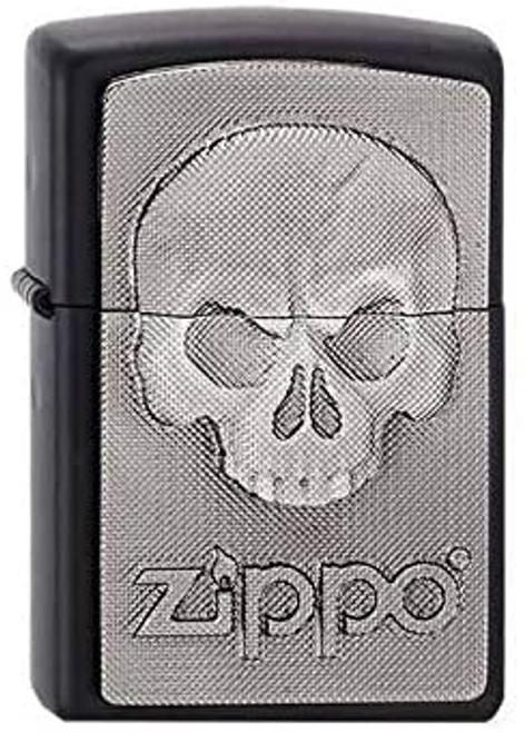 Personalised Phantom Skull Genuine Zippo Lighter