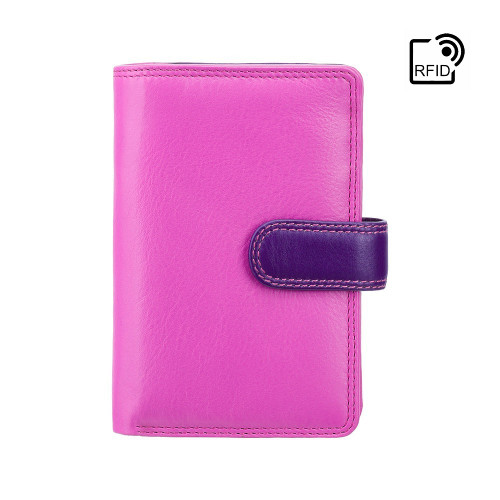 Personalised RFID Luxury Berry Cash & Coin Purse (Best Seller)