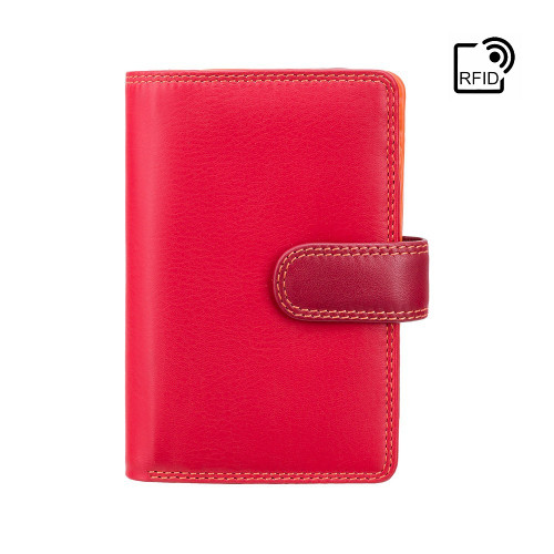 Personalised RFID Luxury Red Cash & Coin Purse (Best Seller)