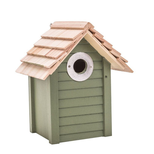 Personalised New England Bird House -  Best Seller