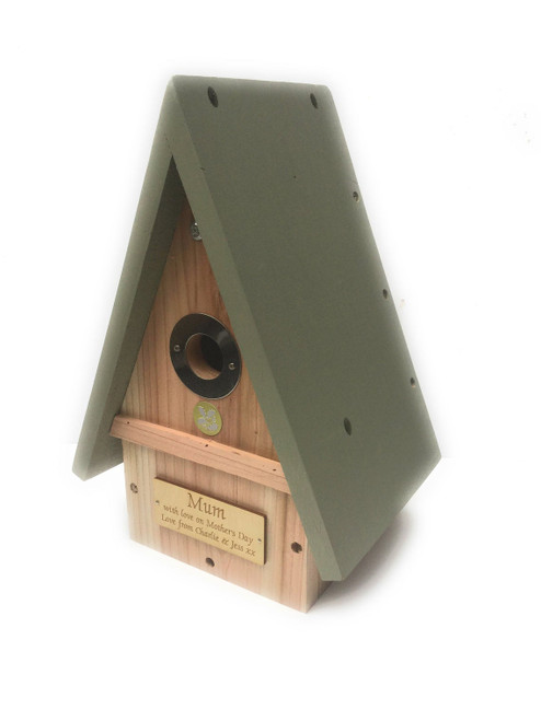 Personalised Large National Trust Bird House