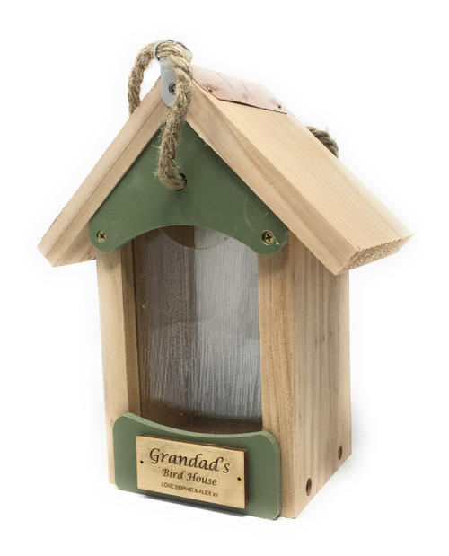 Personalised Bird Barn Bird Feeder - Best Seller